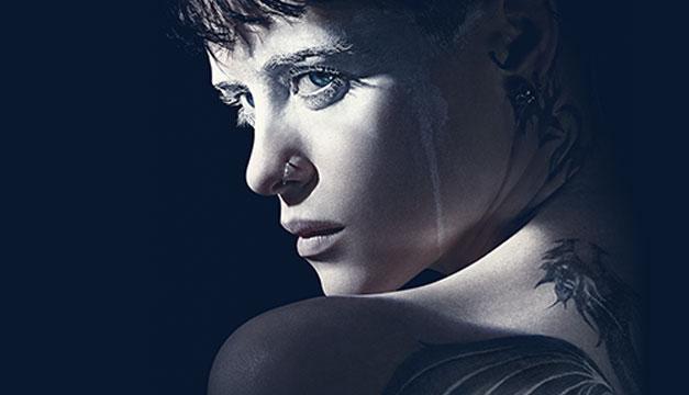 De la reina Isabel a la hacker Lisbeth, Claire Foy se transforma en pantalla