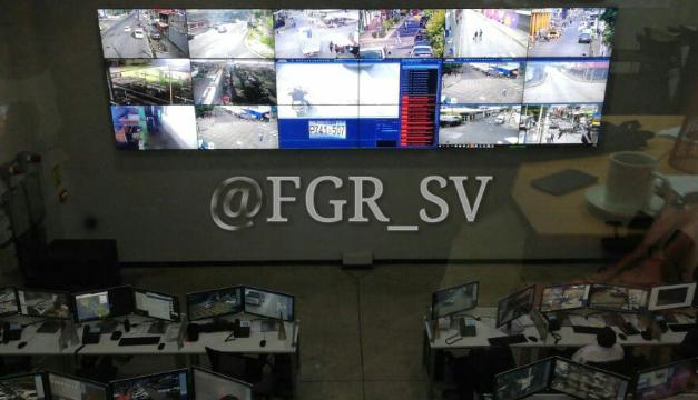 FGR ya investiga disturbios ocurridos en Santa Tecla