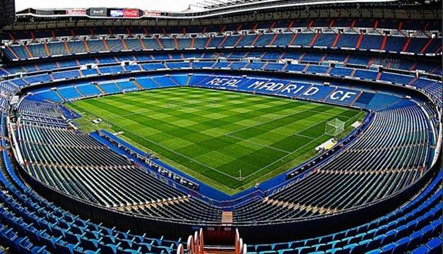 Image result for Estadio Santiago Bernabéu, de Madrid, es la principal opción para final de Libertadores
