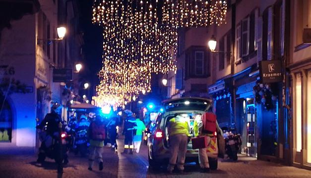 Resultado de imagen para estrasburgo tiroteo