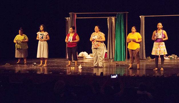 Arte con Voz regresa a las plazas de San Salvador