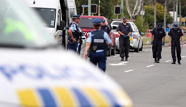 Masacre En Nueva Zelanda Picture: El Mundo Conmocionado Condena La Masacre De Nueva Zelanda