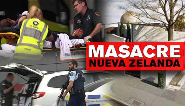 Video De Masacre En Nueva Zelanda Image: 49 Muertos Dejan Sangrientos Ataques A Dos Mezquitas En