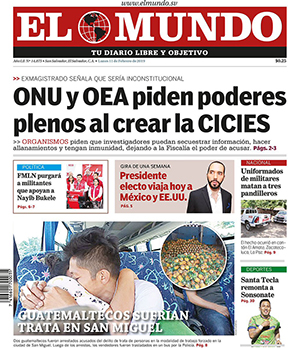 El Mundo Digital 11/03/19