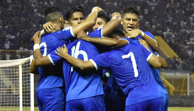 El Salvador se enfrentará a Estados Unidos el próximo 9 de diciembre