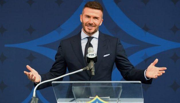 David Beckham tendrá una serie en Disney Plus