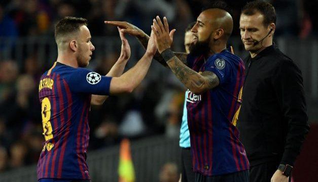 Manchester City y Barcelona jugarán en sus propios campos la Champions League