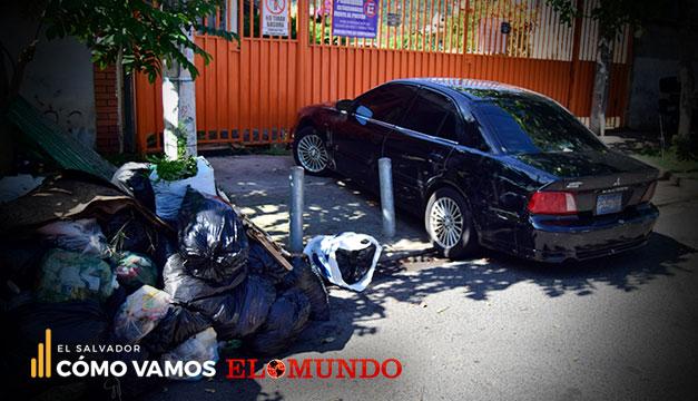 Entre insatisfacción y satisfacción con recolección de desechos en Santa Tecla