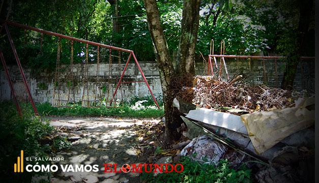 Mejicanos: mayor interés en migrar y escasez de parques y plazas públicas