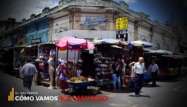 """No puede vivir """"confiada"""" en San Salvador"""