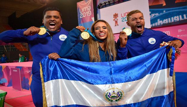 A un año del día histórico de El Salvador en Juegos Panamericanos Lima 2019