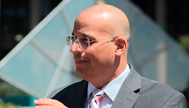 CSJ declara inadmisible solicitud de defensa de magistrado Jaime Escalante, dice fiscal