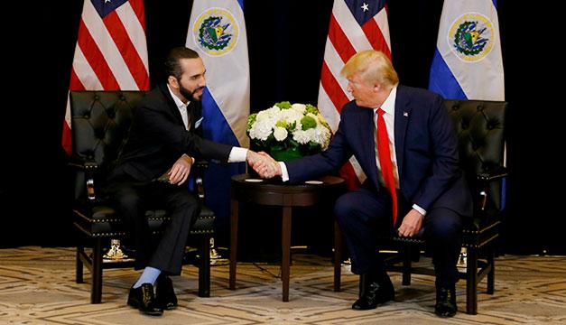 Gobierno de EEUU certificó a El Salvador para seguir recibiendo cooperación