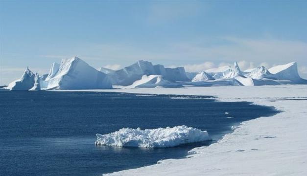 El deshielo polar está cambiando también la corteza terrestre, según estudio