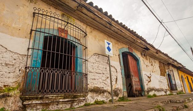 Cultura recibe fondos para restaurar el sitio histórico Casa Barrientos en Izalco - Diario El Mundo