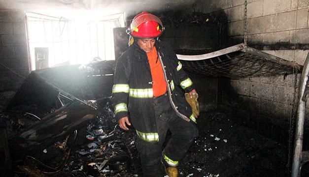 Niña de un año muere en incendio en Lourdes - Diario El Mundo