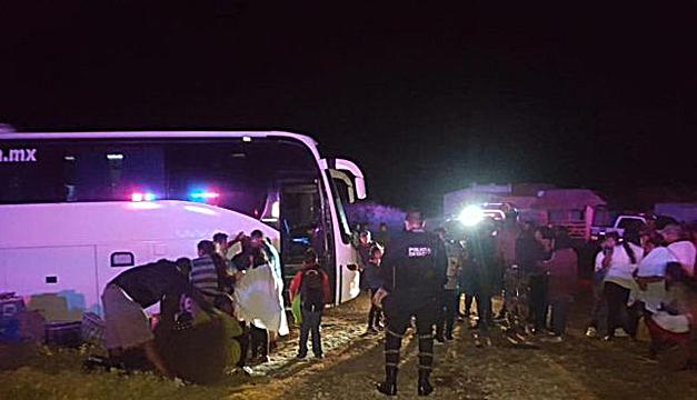 Rescatan en México a ocho migrantes salvadoreños secuestrados en Veracruz - Diario El Mundo