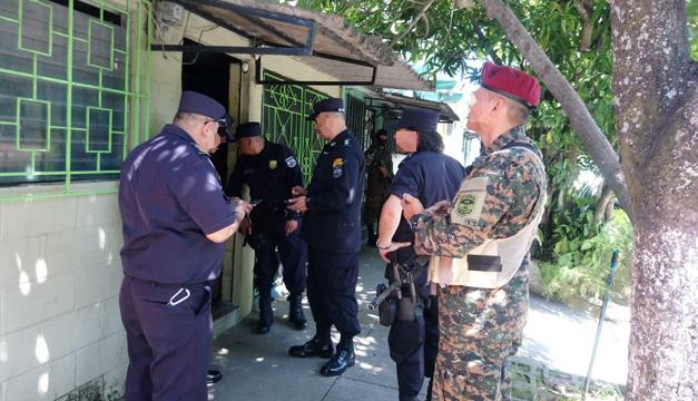 Capturan a 15 personas en operativo Casa Segura en Soyapango - Diario El Mundo