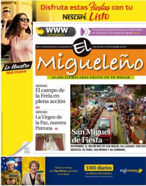 El Migueleño 27/11/19