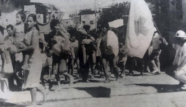 """La ofensiva guerrillera """"Hasta el tope"""" en imágenes"""