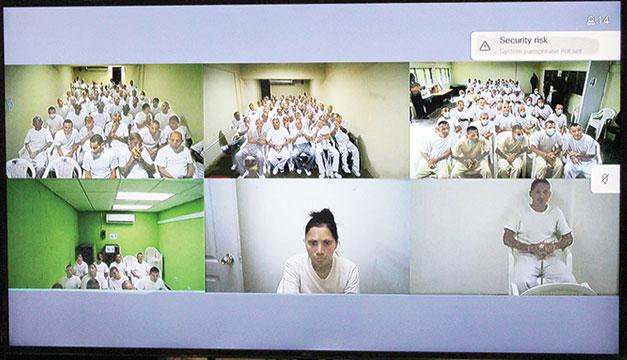 Condenan a 373 mareros a penas de 4 y 74 años