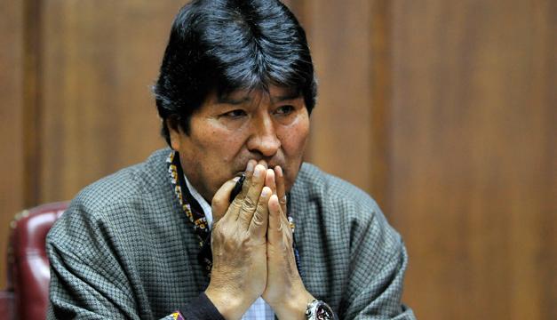 El expresidente de Bolivia Evo Morales da positivo por coronavirus