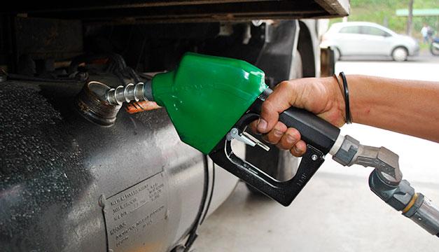 Combustibles serán hasta $0.20 más caros a partir de mañana