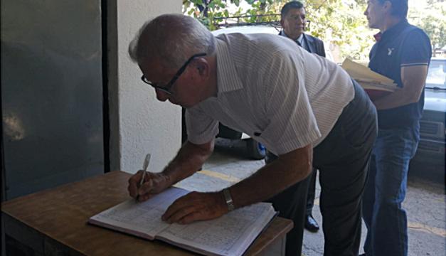 General Bustillo declara por primera vez sobre el caso de El Mozote