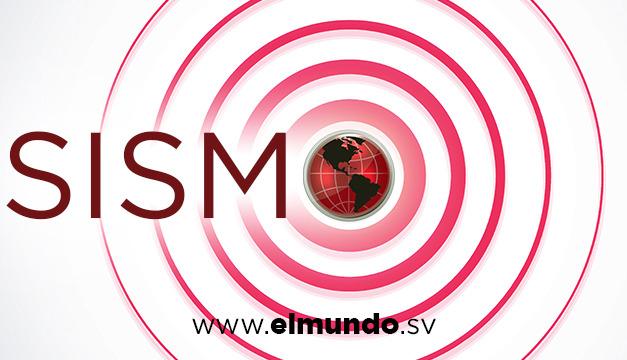 Sismo se registra este viernes en la costa de La Libertad