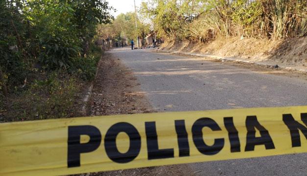 Matan a dos hombres en La Paz