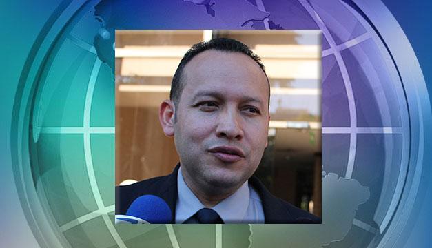Nuevo fiscal sustituye al director anticorrupción, German Arriaza