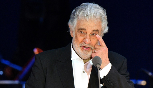 Tras curarse de covid-19, Plácido Domingo vuelve a negar cualquier acoso sexual