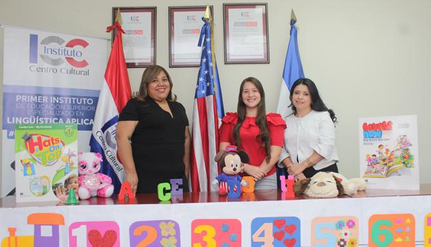El Instituto Centro Cultural ofrece diplomado de inglés para personal de centros de desarrollo infantil