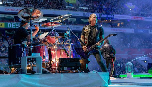 Metallica aporta otros $295.000 para paliar los efectos del coronavirus