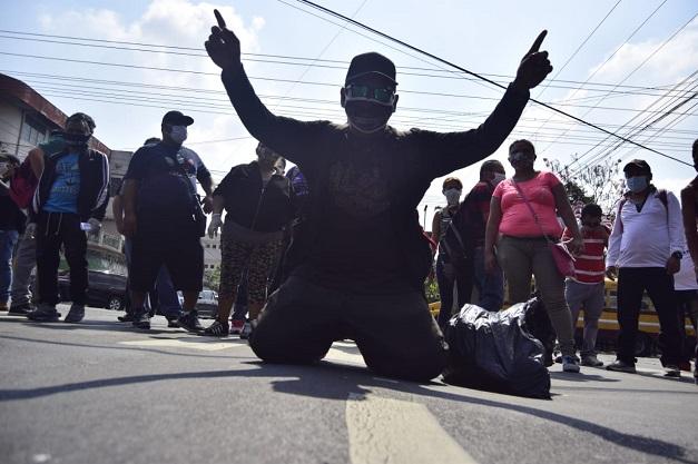 Vendedores cerrarán estas calles mañana en San Salvador