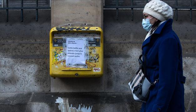 Francia registra récord de 499 decesos por coronavirus en 24 horas ...