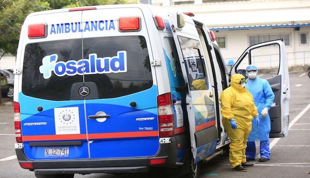 Se presentan cinco nuevos decesos por covid-19 en El Salvador