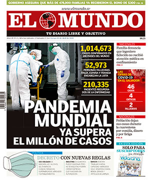 El Mundo Digital 03/04/20