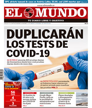 El Mundo Digital 04/04/20