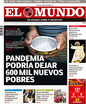 El Mundo Digital 13/04/20