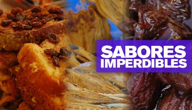 Cinco recetas para saborear en casa las delicias de Semana Santa a lo salvadoreño