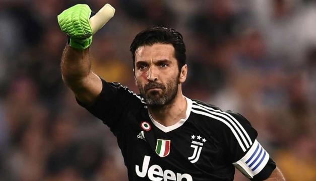 Gianluigi Buffón anunció su salida de la Juventus de Turín