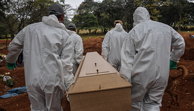 El Salvador registró nueve muertes por covid-19 el miércoles según Minsal