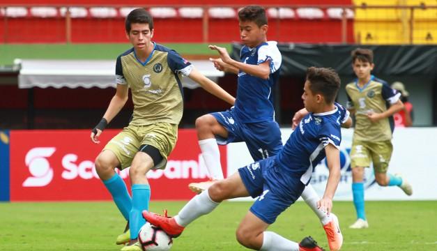 Concacaf cancela Liga de Campeones Sub-13 Scotiabank