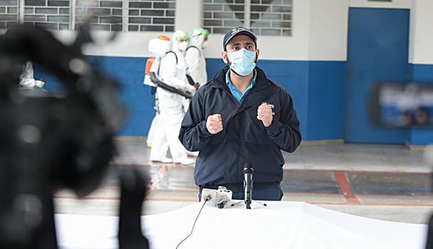 800 trabajadores de Salud verificarán condición de albergados por lluvia