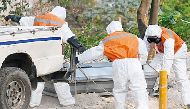 12 personas fallecieron por covid-19 en las últimas horas