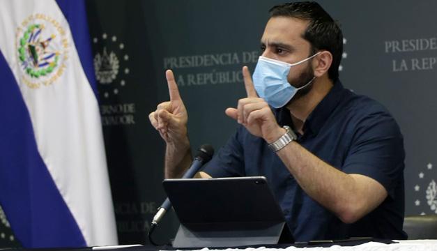 Alabí dice remodelación es a centro de monitoreo y no su oficina