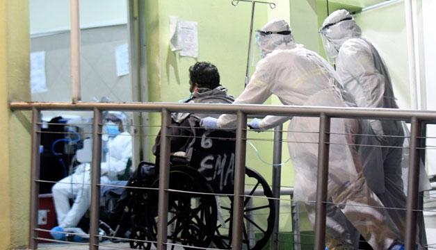 "Guatemala declara alerta al detectar variante ""californiana"" de covid-19"