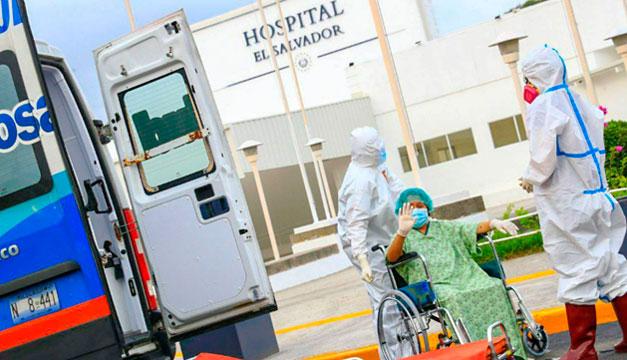 Dan de alta a los primeros pacientes recuperados de Covid en ...