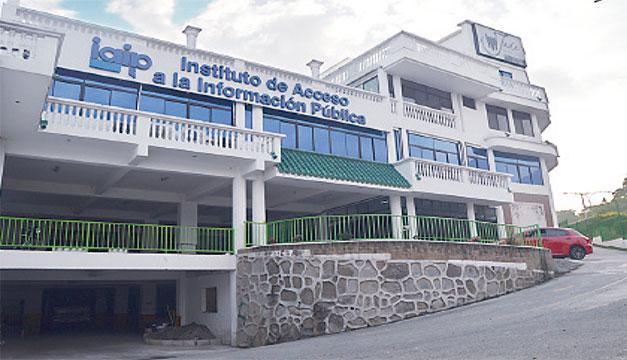 Funde demanda de nulidad de elección de candidatos al IAIP